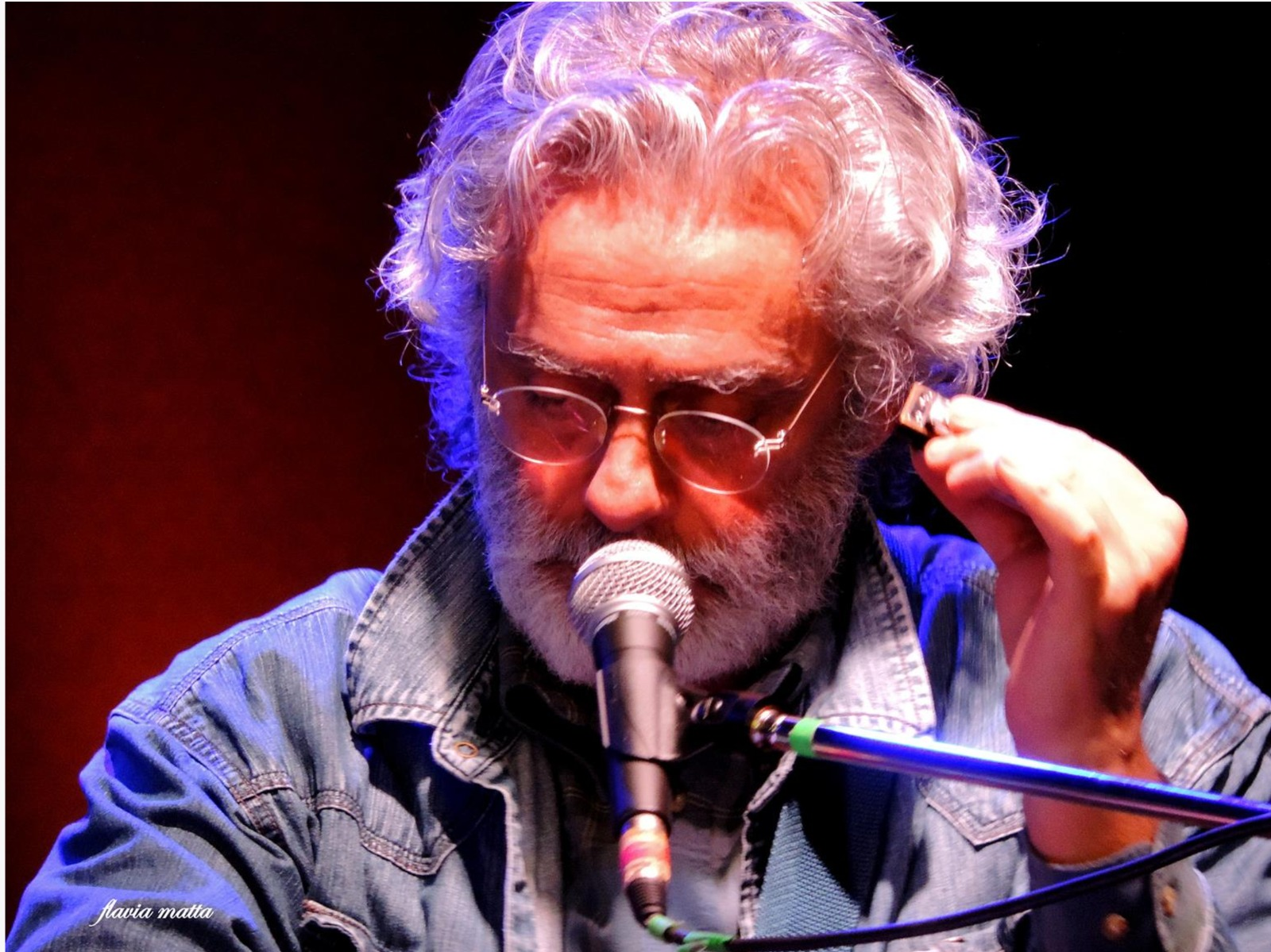 Franco Fois - The Mojo Workers - Fire - Talkin' Blues - Simone Murru - intervista - Sa Scena Sarda - 2020