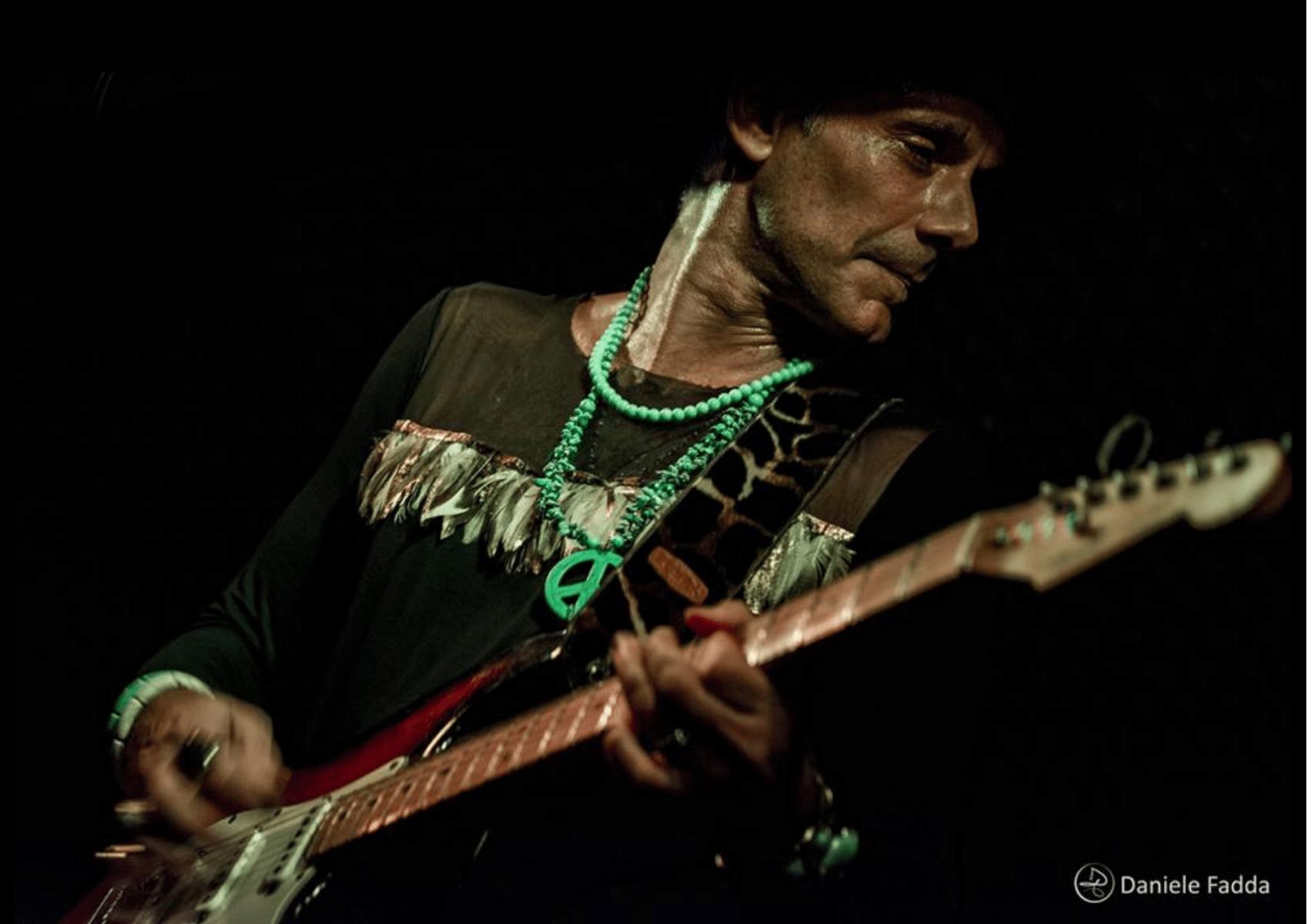 Salvatore Amara - Daniele Fadda - Talkin' Blues - Simone Murru - interviste - Cagliari Blues Radio Station - Sa Scena Sarda - 26 Aprile 2020