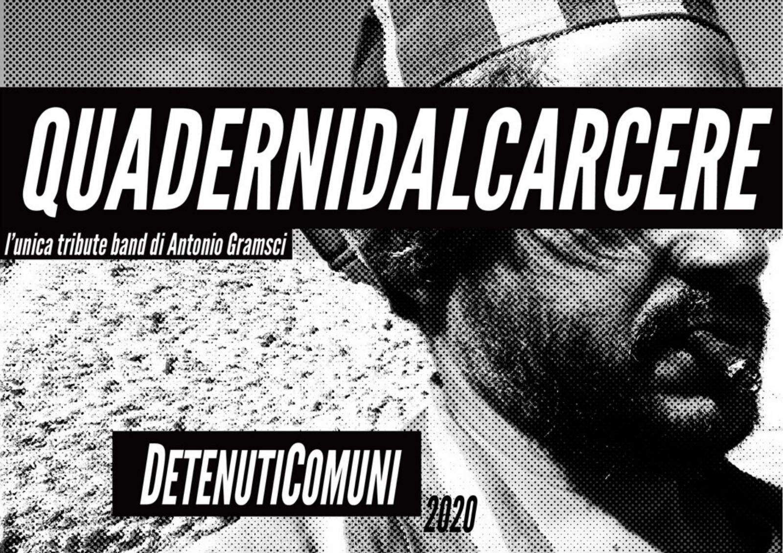 QuaderniDalCarcere - DetenutiComuni - Tributo ad Antonio Gramsci - Sassari - Bandcamp - player - 2020 - Sa Scena Sarda