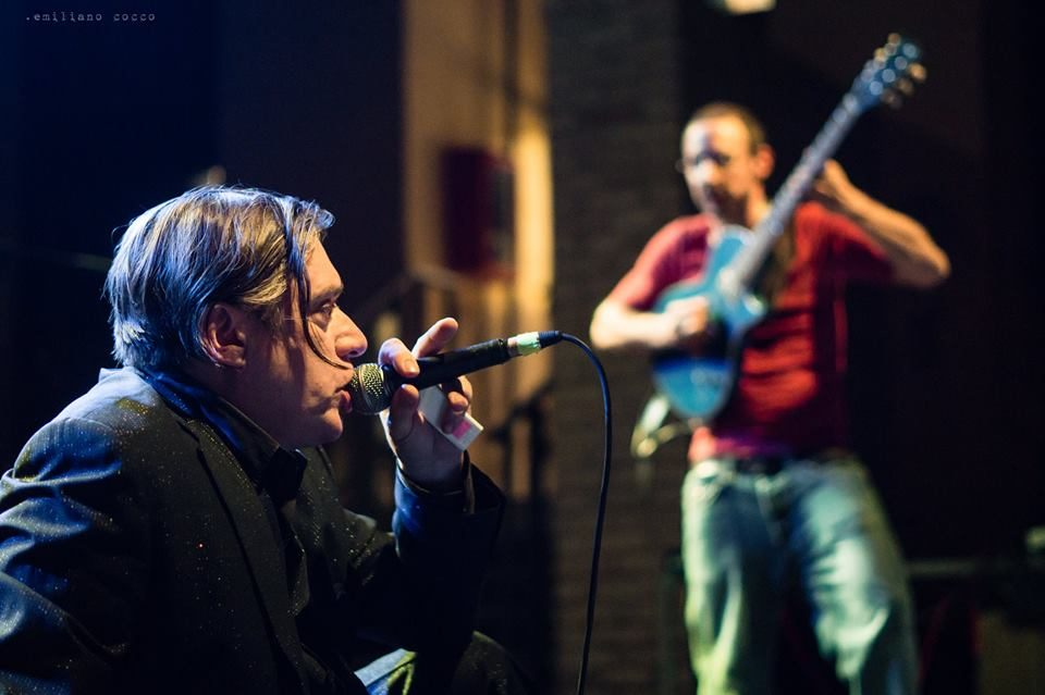blixa bargel - karel music expo - emiliano cocco - vox day - sa scena sarda
