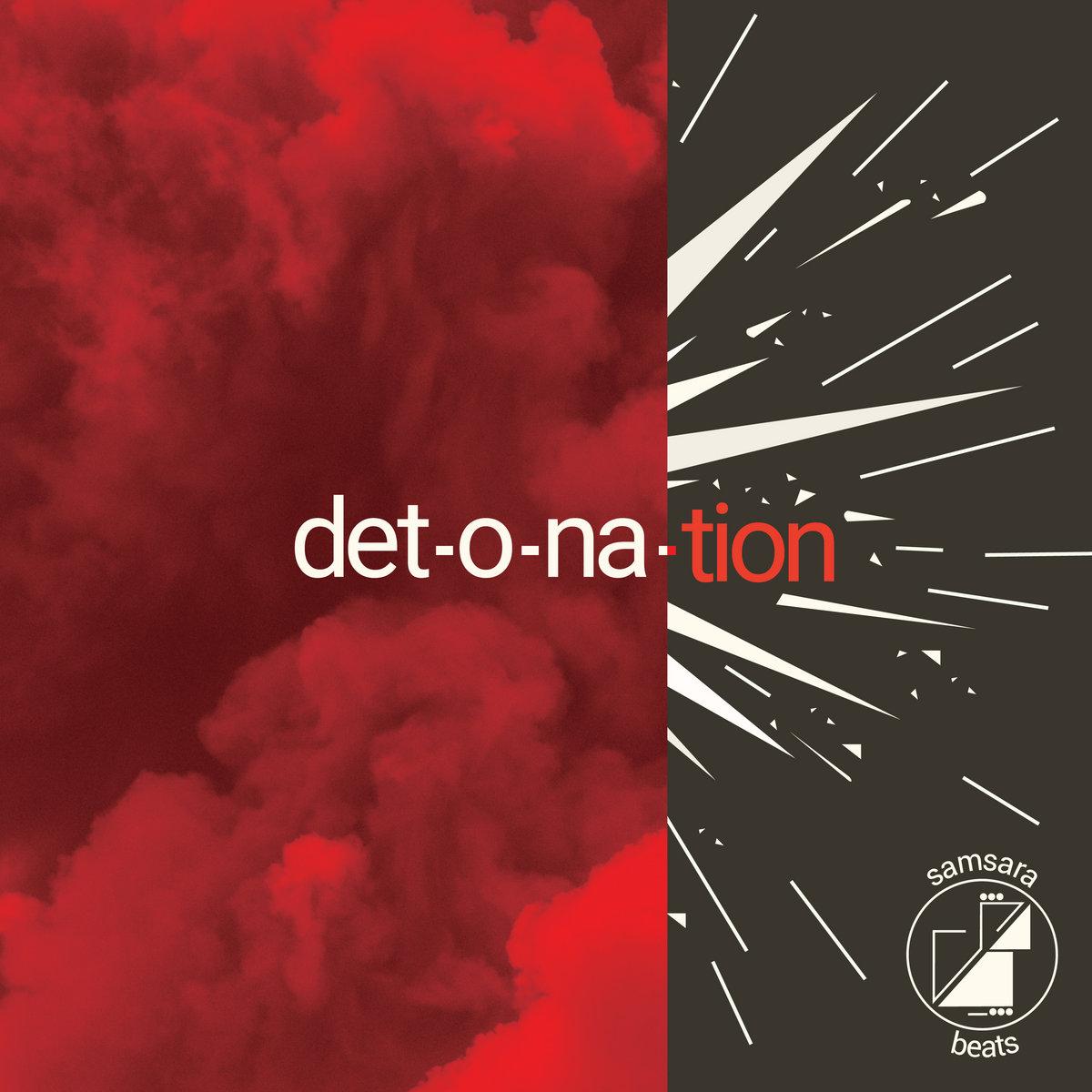 Detonation - Compilation - Samsara Beats - Bandcamp - player - 2020 - Sa Scena Sarda