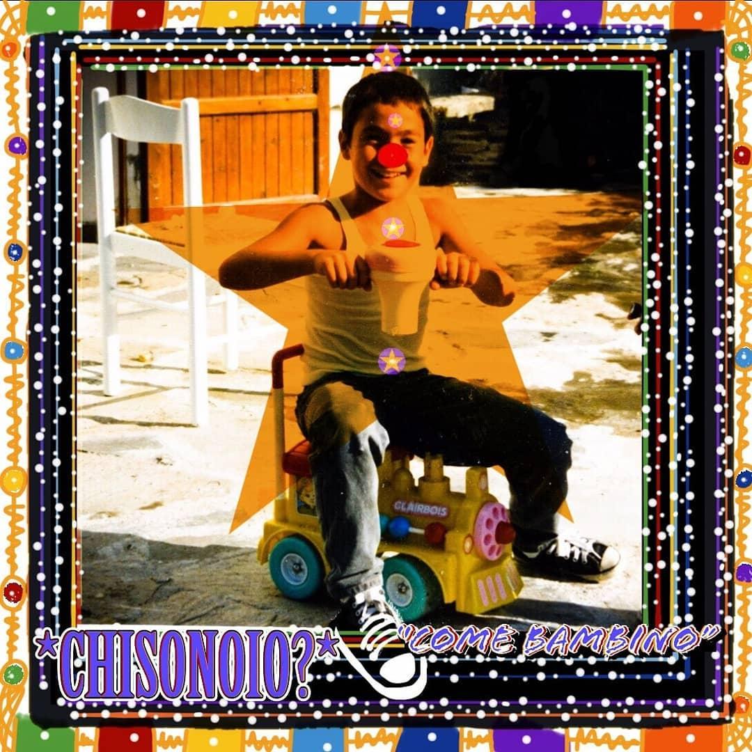 ChiSonoIo - Come Bambino - Luca Usai - Tronos Digital - Spotify - player - 2020 - Sa Scena Sarda