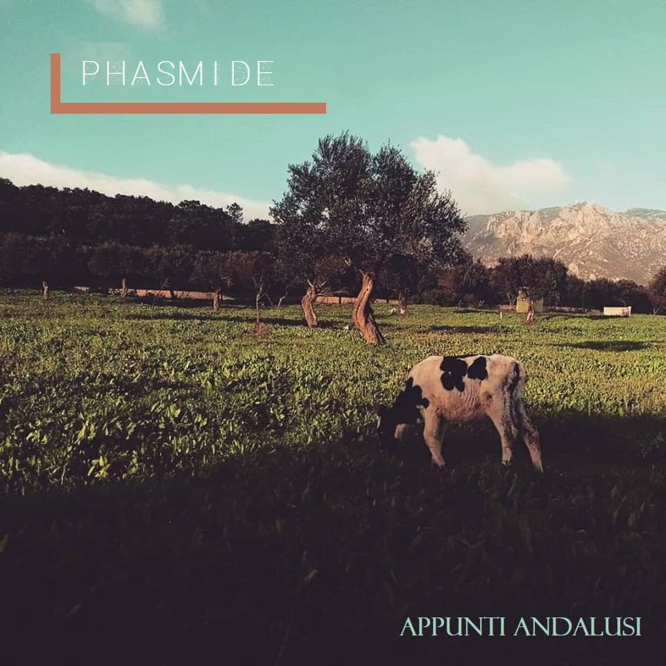 Phasmide - Maurizio Liscia - Appunti Andalusi - Spotify - player - 2020 - Sa Scena Sarda