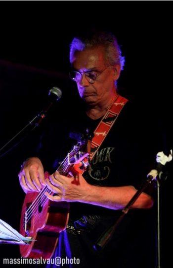 Franco Fois - Massimo Salvau - The Mojo Workers - Fire - Talkin' Blues - Simone Murru - intervista - Sa Scena Sarda - 2020