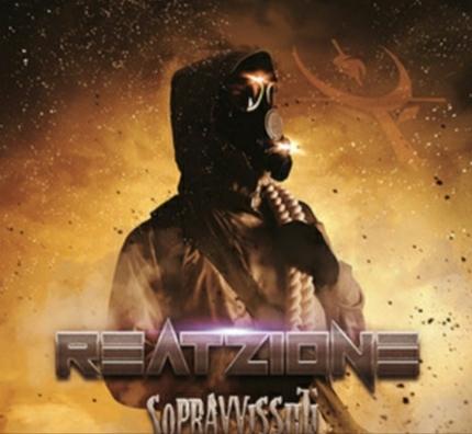 Reatzione - Sopravvissuti - Dark Hammer Legion - Spotify - player - 2019 - Sa Scena Sarda