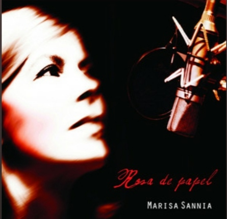 Marisa Sannia - Rosa de Papel - Fenmay - Spotify - player - 2009 - Sa Scena Sarda