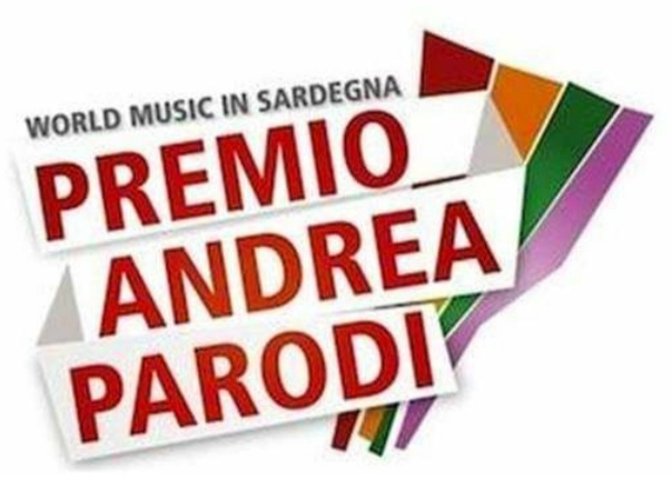 Premio Andrea Parodi - logo - 2020 - Sa Scena Sarda