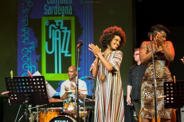 burnt sugar the arkestra - ai confini tra sardegna e jazz - emiliano cocco - sant'anna arresi - 2017
