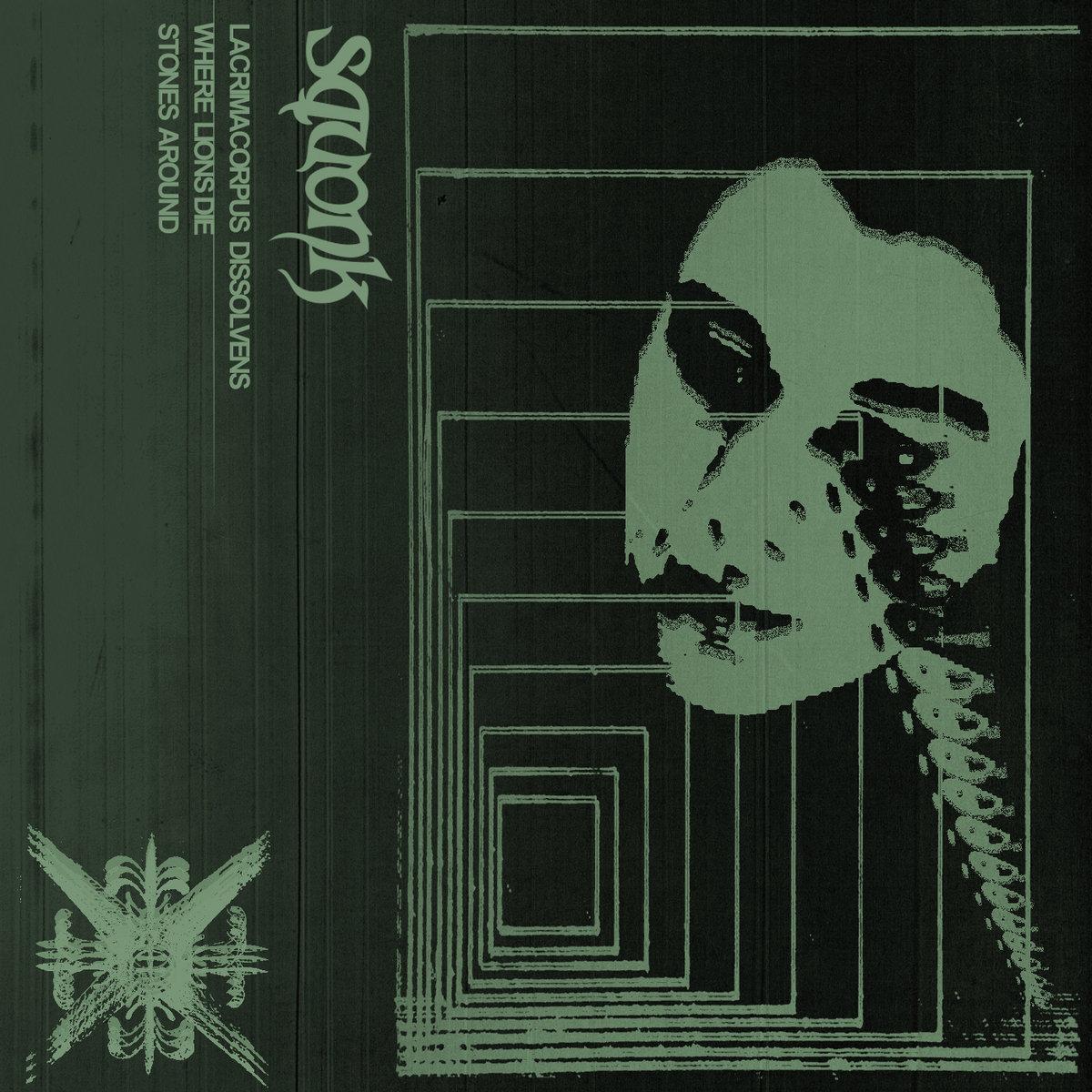 Squonk - Alghero - doom - Bandcap - player - 2020 - Sa Scena Sarda