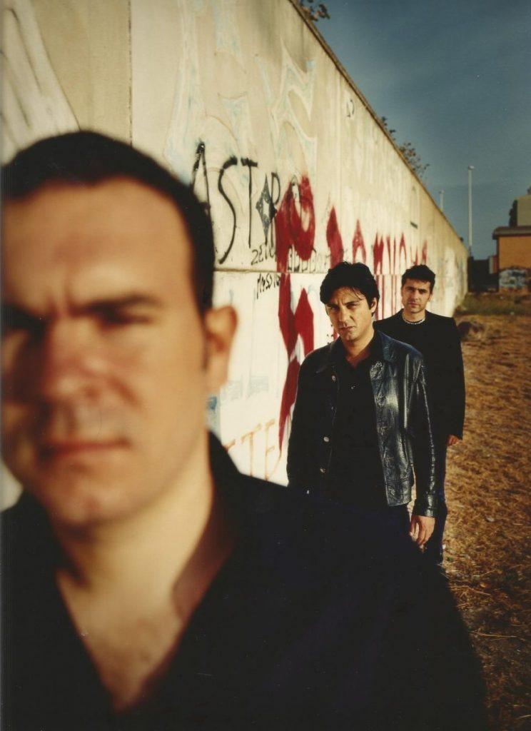 Antennah - Valentino Murru - Tullio Crispiano - Marco Mancini - Per Gustafson - Love has many faces - 2003 - Intervista - 2020 - Sa Scena Sarda