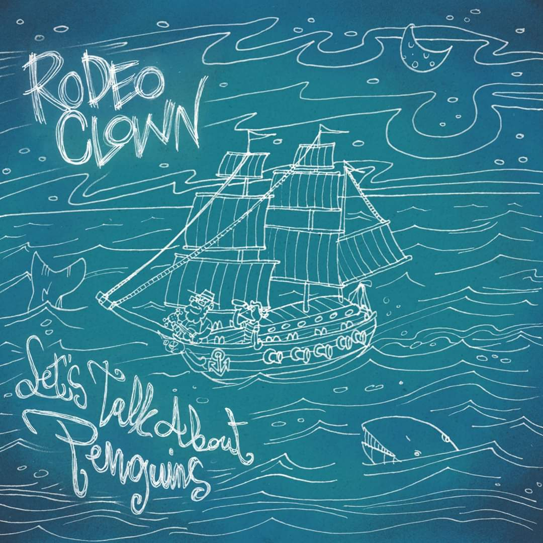 Rodeo Clown - Let's Talk About Penguins - Tronos Digital - Bandcamp - player - 2020 - Sa Scena Sarda