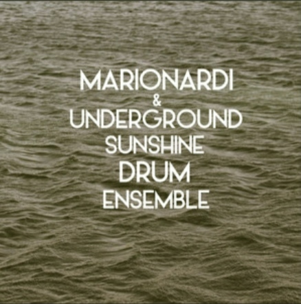 Mario Nardi & Underground Sunshine Drum Ensemble - MN USDE - Van Music Records - Iglesias - Carbonia - 2016 - Spotify - player - Sa Scena Sarda