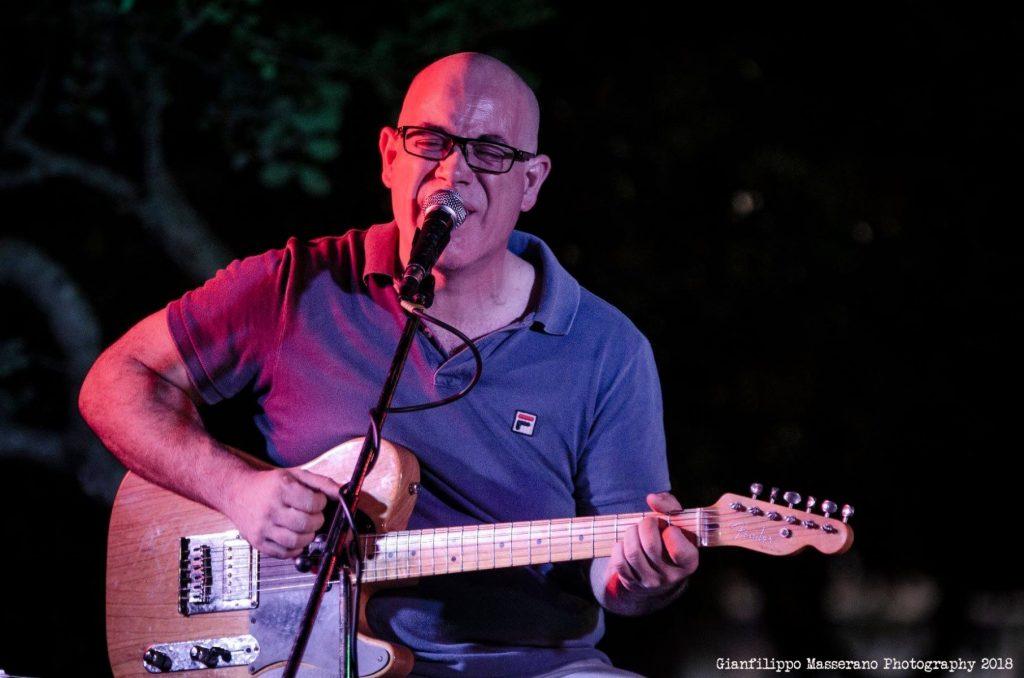 Alberto Murru - Gianfilippo Masserano - Talkin' Blues - Simone Murru - Intervista - Cagliari Blues Radio Station - Sa Scena Sarda - 7 giugno 2020