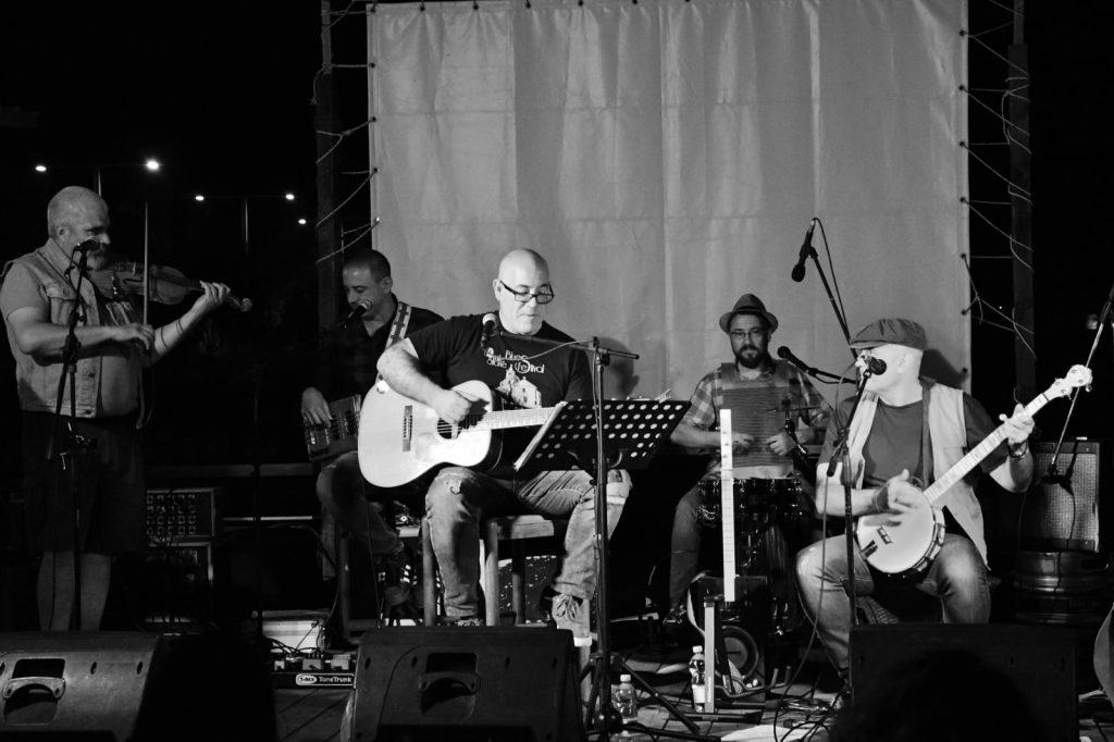Alberto Murru - Country's Cousins - Talkin' Blues - Simone Murru - Intervista - Cagliari Blues Radio Station - Sa Scena Sarda - 7 giugno 2020
