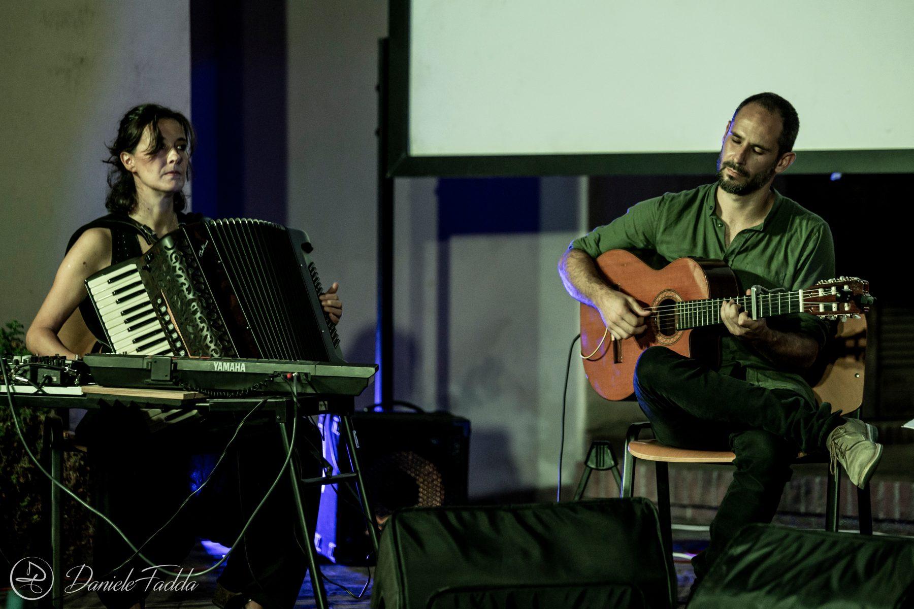 Miniere Sonore - Safir Nou - Daniele Fadda - foto report - festival - 2020 - Sa Scena Sarda - 28 Agosto 2020