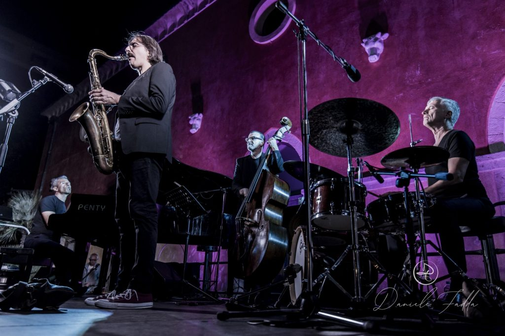 Forma e Poesia nel Jazz - Daniele Fadda - Jazz Allies Quartet - report - 2019 - Simone La Croce - Luca Garau - Sa Scena Sarda