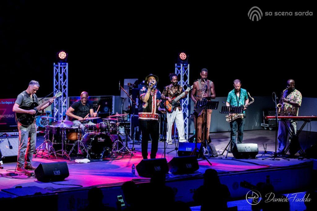 Ai Confini tra Sardegna e Jazz - Sant'Anna Arresi Jazz Festival - Anthony Joseph special guest Shabaka Hutchings - Daniele Fadda - foto report - Sant'Anna Arresi - festival- 2020 - Sa Scena Sarda - 03 Settembre 2020