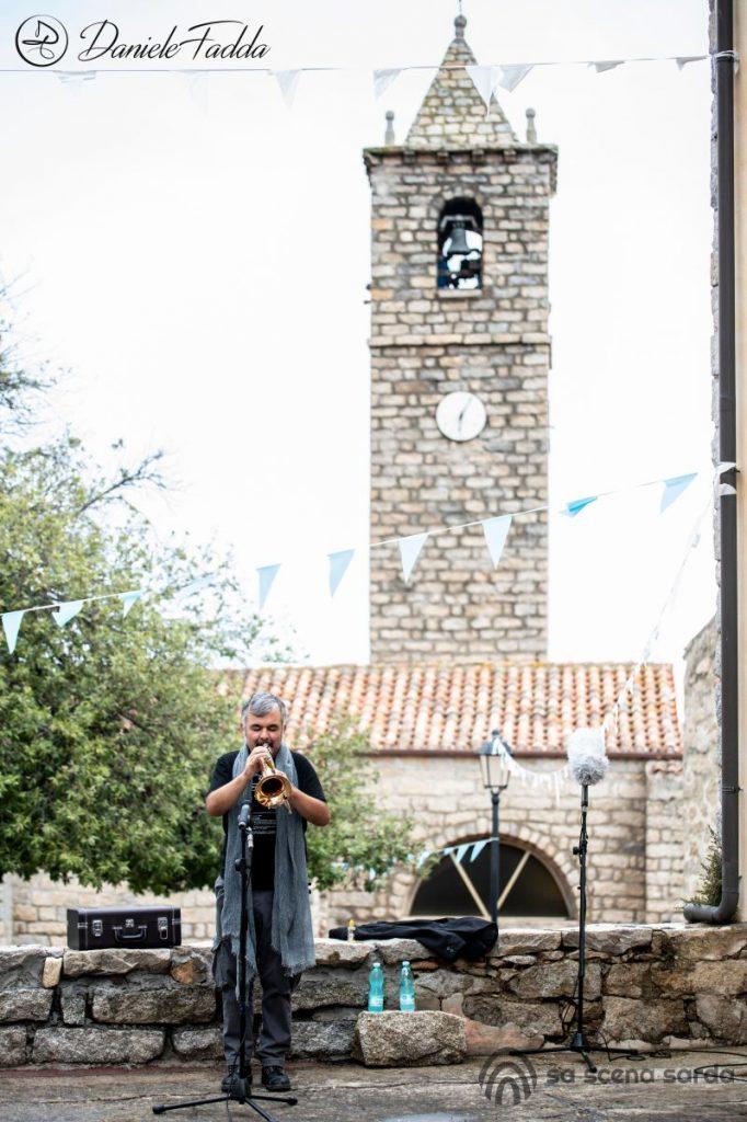 Isole che Parlano - Isole che Parlano di Musica - Riccardo Pittau - Gli Amici di Matteo Campanari di Locusantu - Daniele Fadda - festival - Luogosanto - 2020 - Sa Scena Sarda - 12 settembre 2020