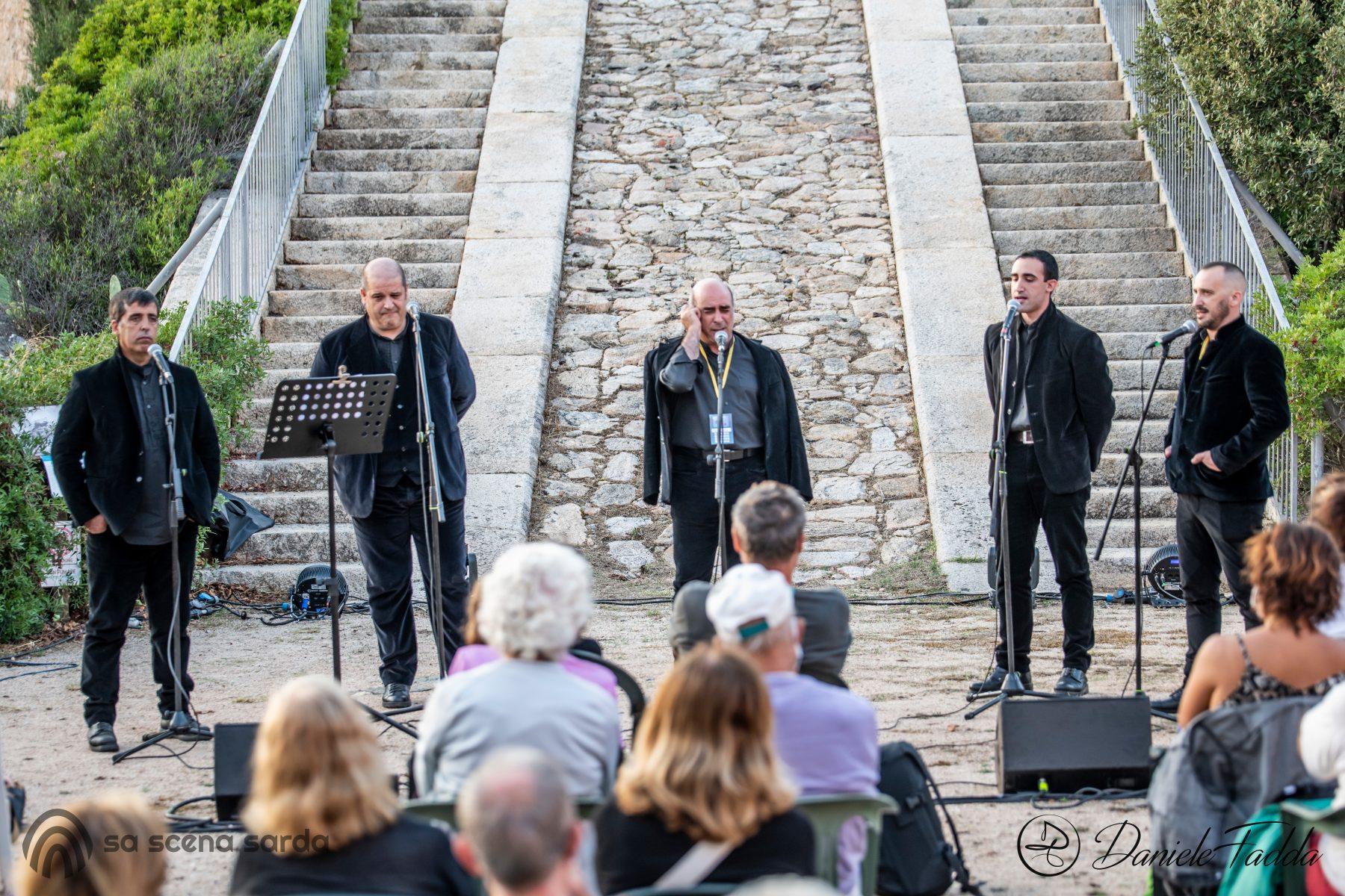 Isole che Parlano - Isole che Parlano di Musica - Tenores Murales di Orgosolo - Daniele Fadda - festival - Palau - 2020 - Sa Scena Sarda - 12 settembre 2020