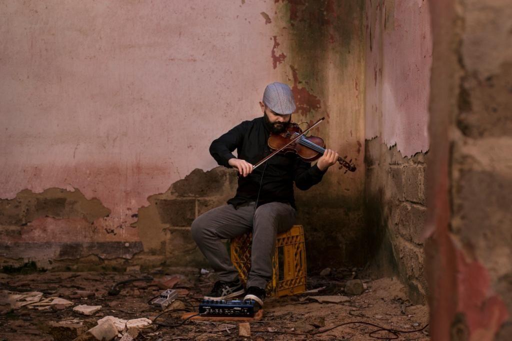 Isole che Parlano - Paolo Angeli - Nanni Angeli - Isole che Parlano di Musica - Simone Soro - festival - Palau - 2020 - Sa Scena Sarda