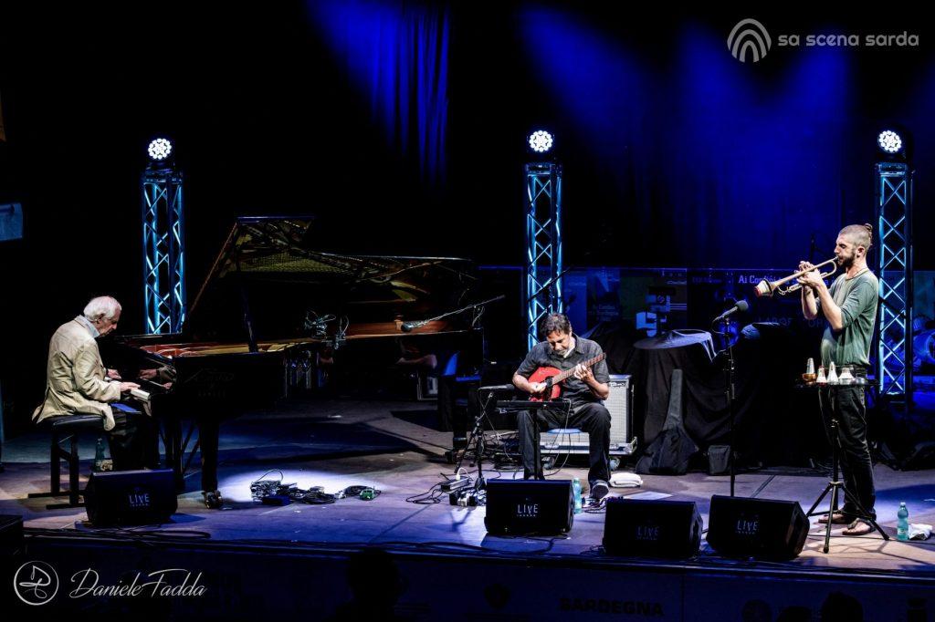 Ai Confini tra Sardegna e Jazz - Sant'Anna Arresi Jazz Festival - Franco D'Andrea - Franco D'Andrea Trio - The New Thing - Daniele Fadda - foto report - Sant'Anna Arresi - festival- 2020 - Sa Scena Sarda - 03 Settembre 2020