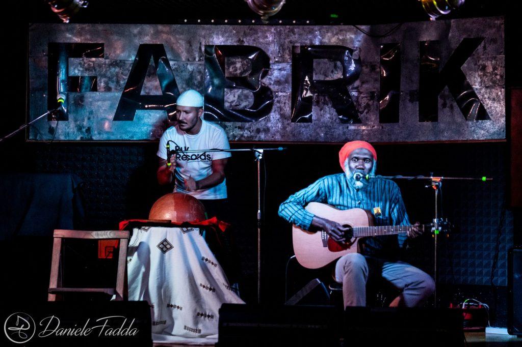 Sahara to America - Farees & Corey Harris - Daniele Fadda - Fabrik - Cagliari - Cagliari Blues Radio Station - 2020 - Sa Scena Sarda - 02 Ottobre 2020