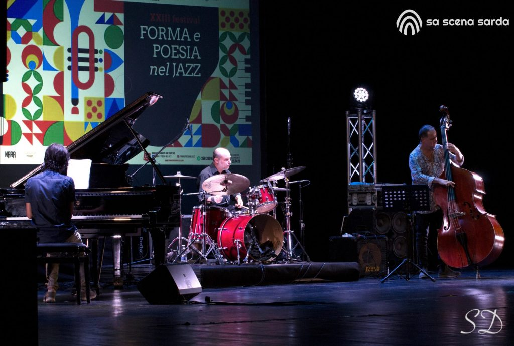 Forma e Poesia nel Jazz - Matteo Mancosu Trio - Stefania Desotgiu - Auditorium Conservatorio - festival - fotoreport - XXIII edizione - 2020 - Sa Scena Sarda - 24 Settembre 2020