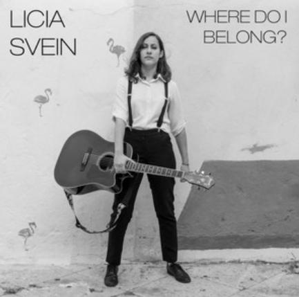 Licia Svein - Where Do I Belong? - Elisa Vinci - Spotify - player - 2020 - Sa Scena Sarda