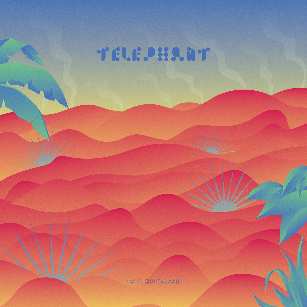Telephant - I'm a Quicksand - La Mansarda - Bandcamp - ascolti - 2020 - Sa Scena Sarda
