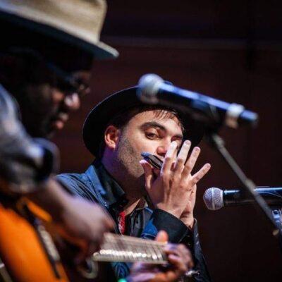 Marco Farris - Talkin' Blues - Simone Murru - Intervista - Cagliari Blues Radio Station - 2020 - Sa Scena Sarda - _ luglio 2020