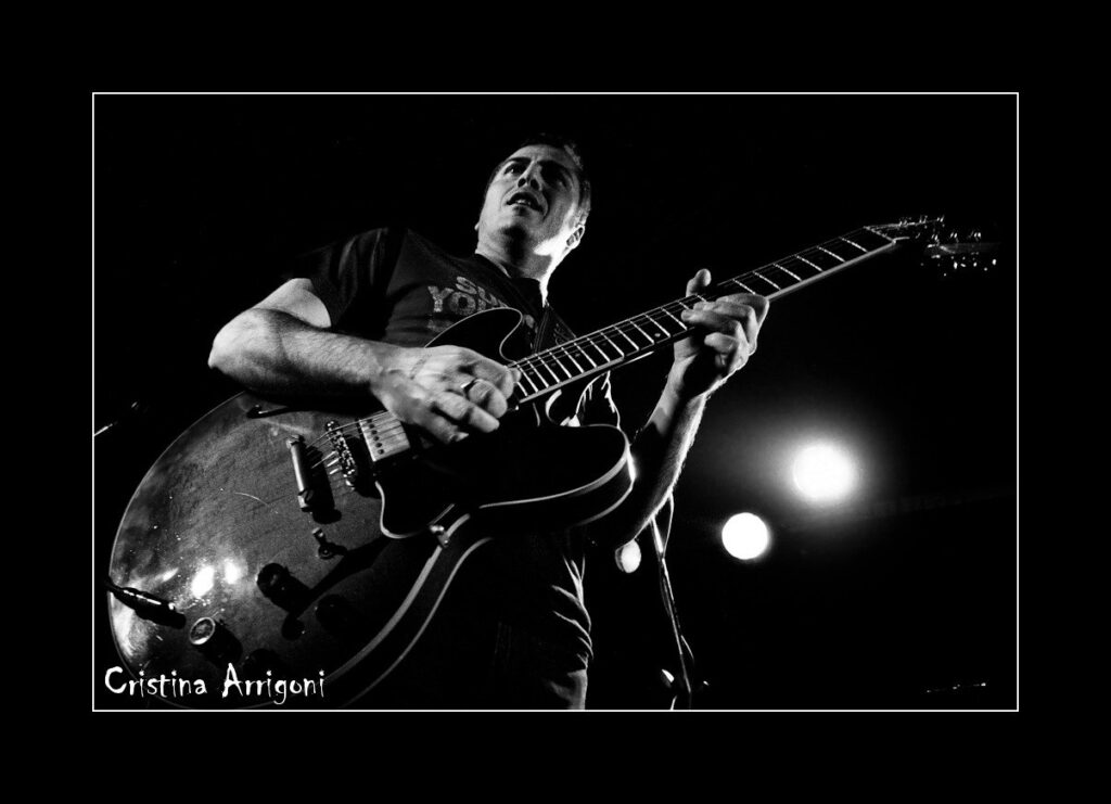 Entico Polverari - Cristina Arrigoni - Talkin' Blues - intervista - Cagliari Blues Radio Station - Simone Murru - 2021 - Sa Scena - 30 gennaio 2021