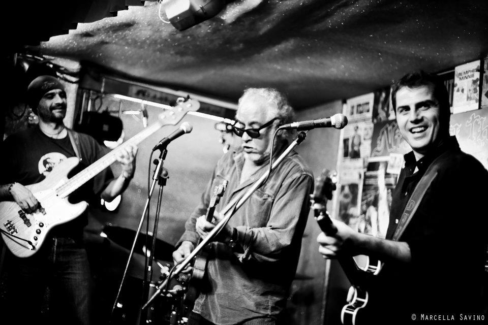 Entico Polverari - Luca Pisanu - Bob Margolin - Marcella Savinoo - Talkin' Blues - intervista - Cagliari Blues Radio Station - Simone Murru - 2021 - Sa Scena - 30 gennaio 2021