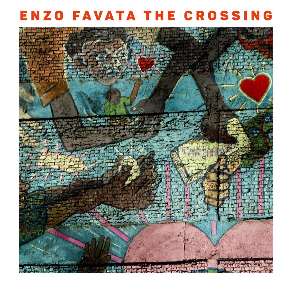 Enzo Favata - Enzo Favata & The Crossing - The Crossing - Niafunken - ascolti - album - ep - 2021 - Sa Scena - 29 marzo 2021