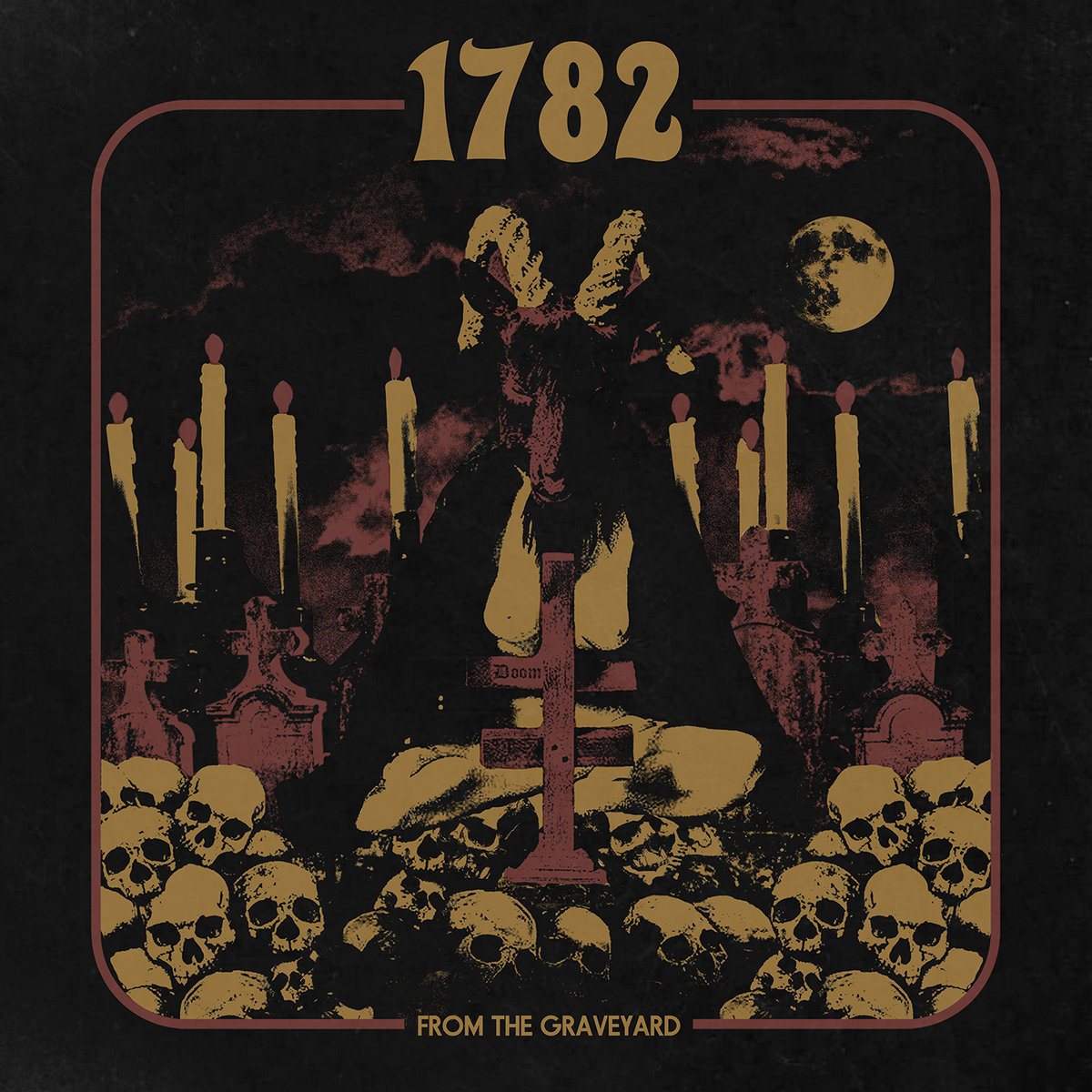 1782 - From the Graveyard - Electric Valley Records - recensione - Marco Cherchi - 2021 - Sa Scena - 28 aprile 2021