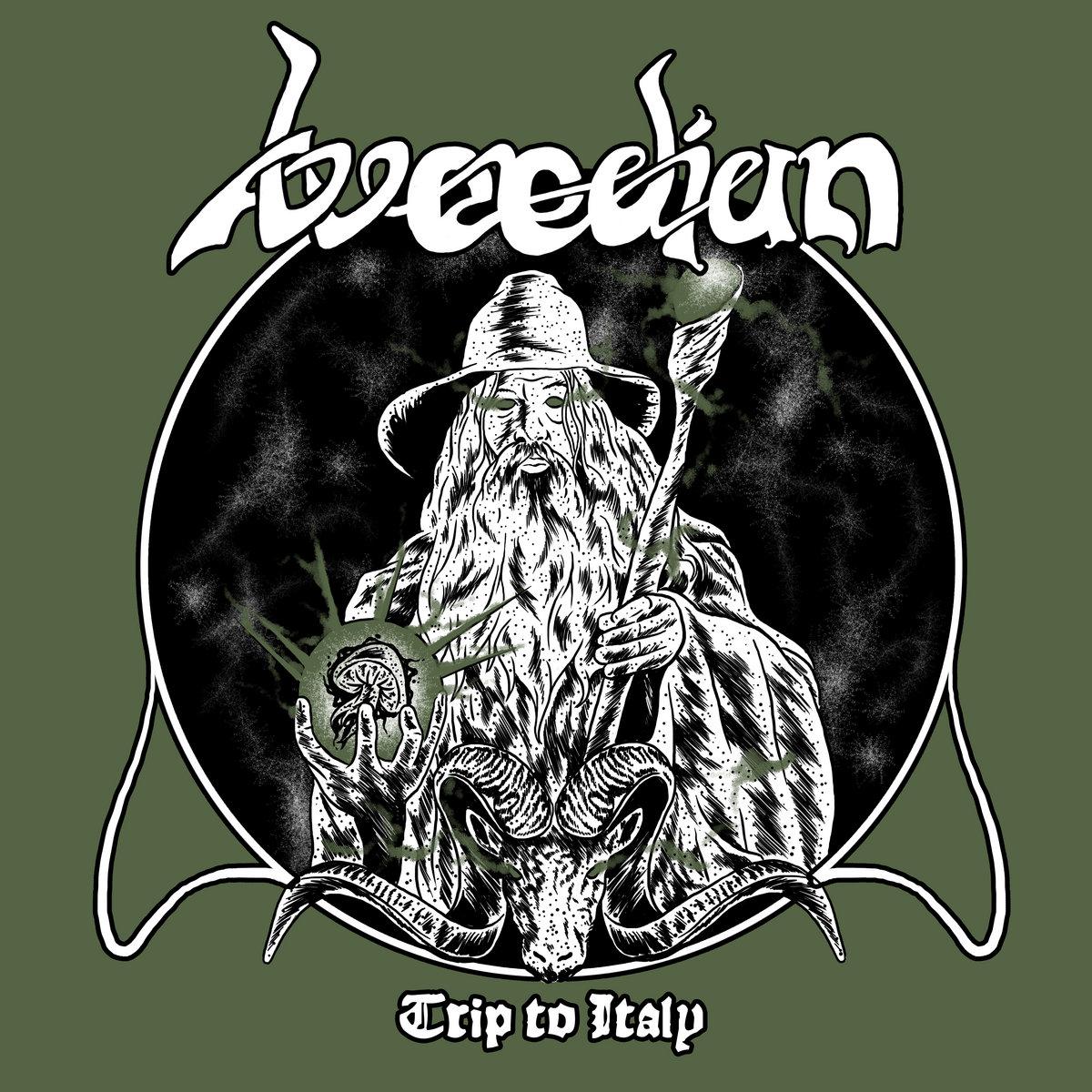 Weedian - Trip To Italy - compilation - doom-stoner - 1782 - Black Capricorn - Elepharmers - ascolti - 2021 - Sa Scena - 23 aprile 2021