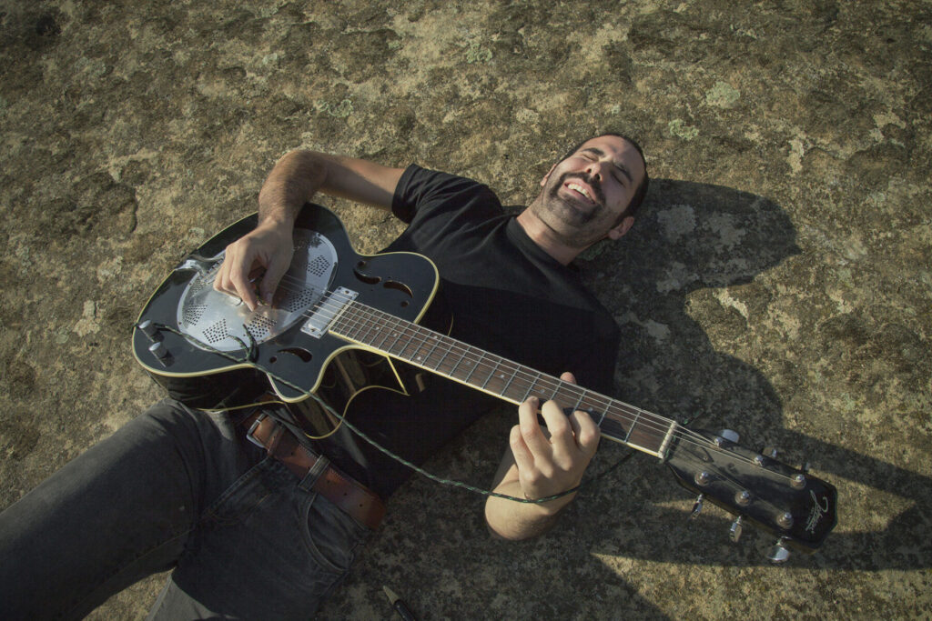 Luca Marcia - Malignis Cauponibus - Alessio Cabras - Talkin' Blues - interviste - Cagliari Blues Radio Station - Simone Murru - 2021 - Sa Scena - 8 maggio 2021