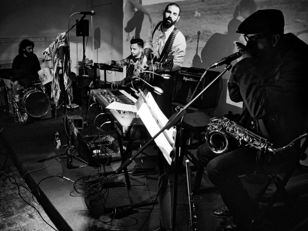 Luca Marcia - Malignis Cauponibus - Lieven Loots - Talkin' Blues - interviste - Cagliari Blues Radio Station - Simone Murru - 2021 - Sa Scena - 8 maggio 2021
