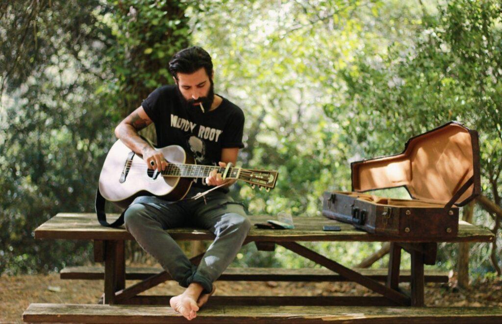 Donato Cherchi - Melania Serra - Talkin' Blues - interviste - Cagliari Blues Radio Station - Simone Murru - 2021 - Sa Scena - 22 maggio 2021