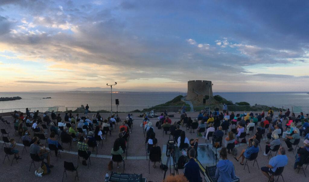 È tutta scena - Isole che Parlano - Nanni Angeli - Simone La Croce - 2020 - intervista - Simone La Croce - 2021 - Sa Scena - 2 luglio 2021
