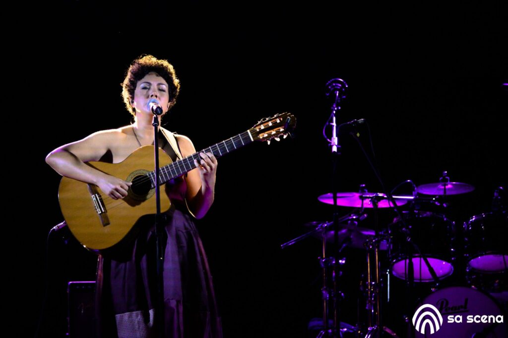 Abbabula Festival - Carol Mello - Sassari - festival - live report - Federico Murzi - 2021 - Sa Scena - 12 agosto 2021