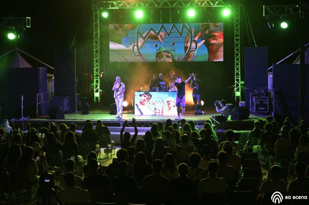 Abbabula Festival - Low-Red - Sassari - festival - live report - Federico Murzi - 2021 - Sa Scena - 12 agosto 2021