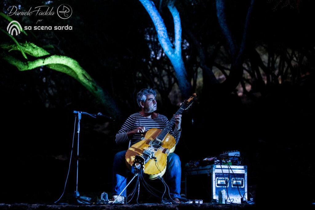Dromos - Paolo Angeli - Jar'A - Daniele Fadda - Bauladu - festival - 7 agosto 2021 - 2021 - Sa Scena -