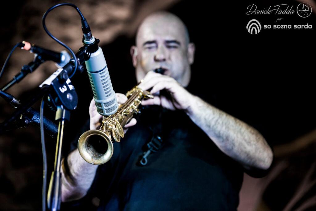 Dromos - Paolo Angeli - Gavino Murgia - Cristiano Calcagnile - Daniele Fadda - Bauladu - festival - 7 agosto 2021 - 2021 - Sa Scena -
