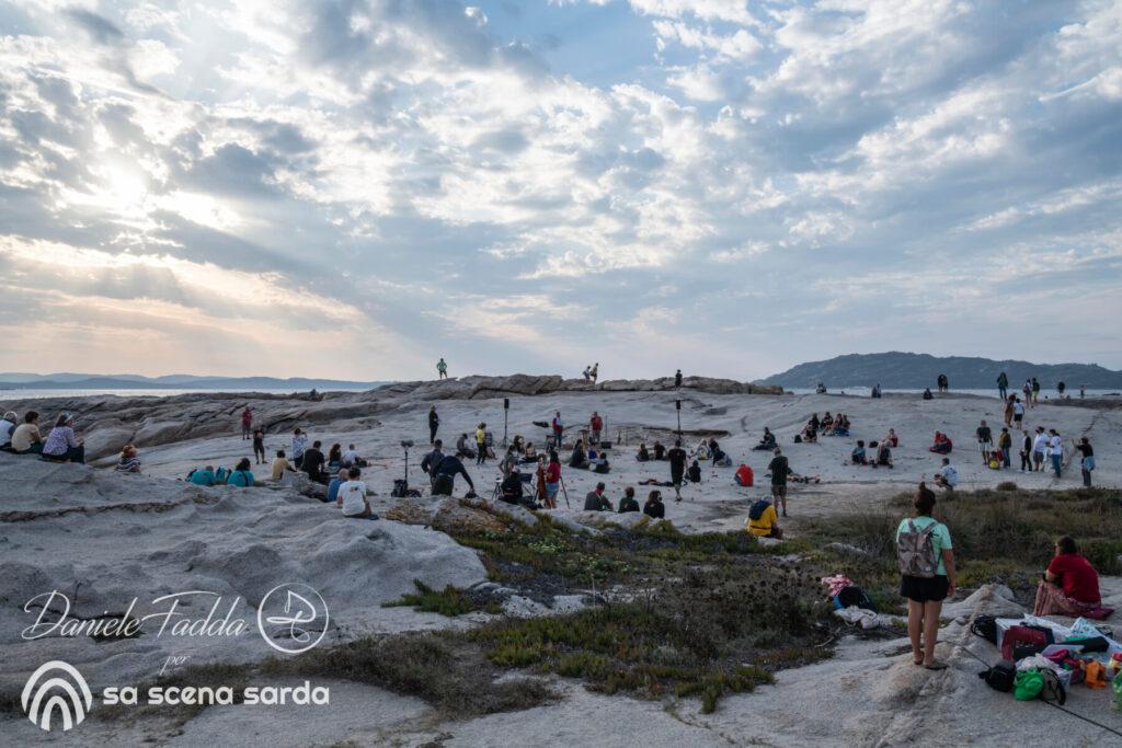 Isole che Parlano - Gavino Murgia - Daniele Fadda - solo - Punta Tegge - La Maddalena - 9 settembre 2021 - foto report - 2021 - Sa Scena - 10 settembre 2021