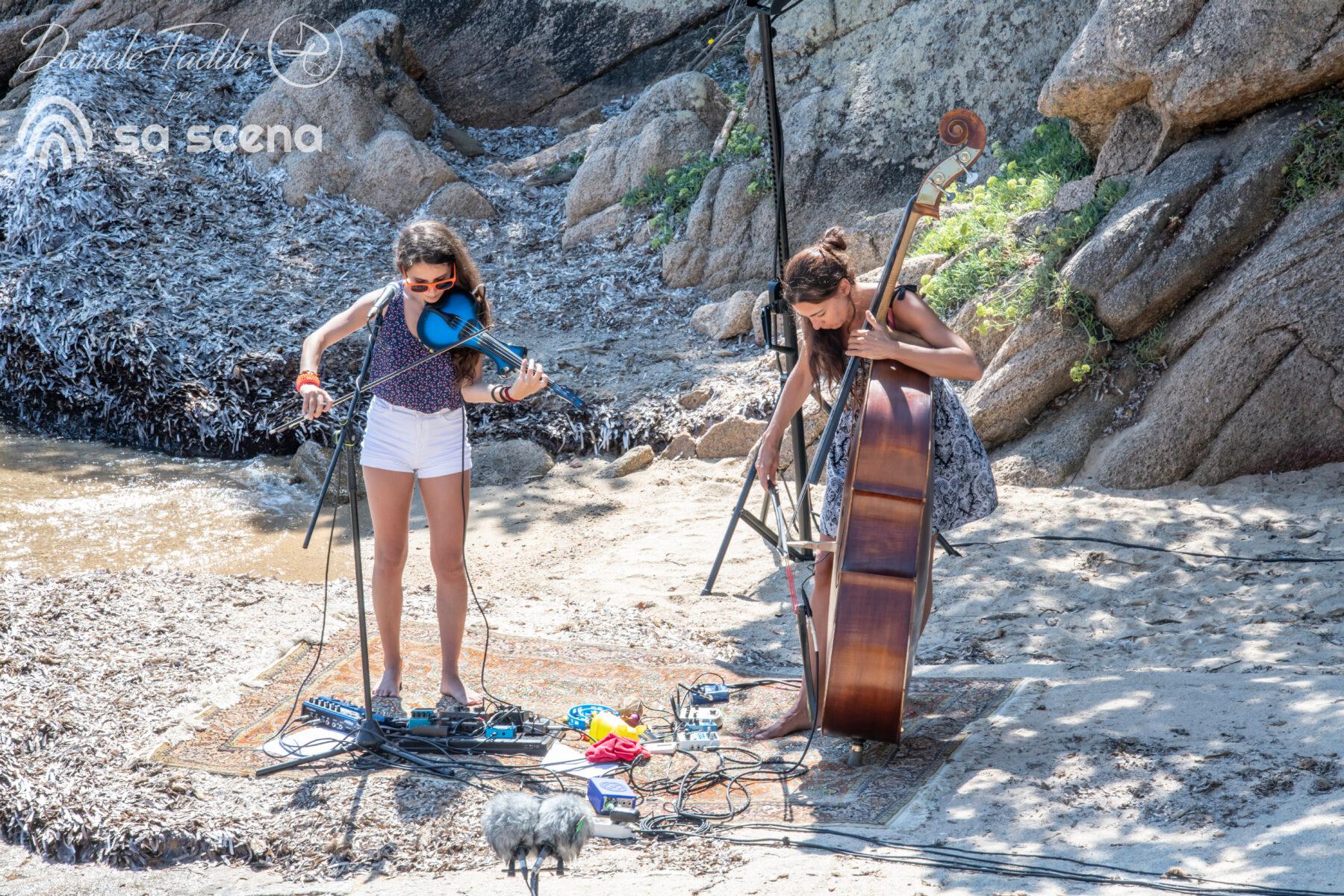 Isole che Parlano - Valeria Sturba - Caterina Palazzi - Daniele Fadda - Cala Martinella - Palau - 13 settembre 2021 - fotoreport - 2021 - Sa Scena - 16 settembre 2021