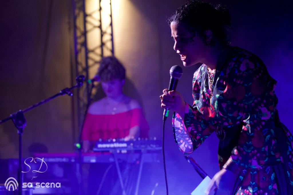 Karel Music Expo - Emel - Rodrigo D'Erasmo - Stefania Desotgiu - Lazzaretto - Cagliari - 9 settembre 2021 - foto report - 2021 - Sa Scena - 11 settembre 2021
